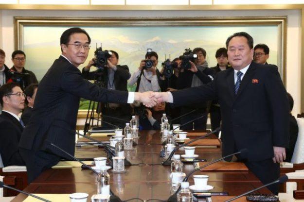 Conversaciones intercoreanas de alto nivel